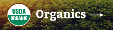 Shop our organic food selection