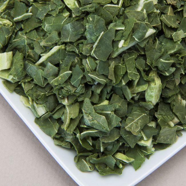 Freeze Dried Diced Kale