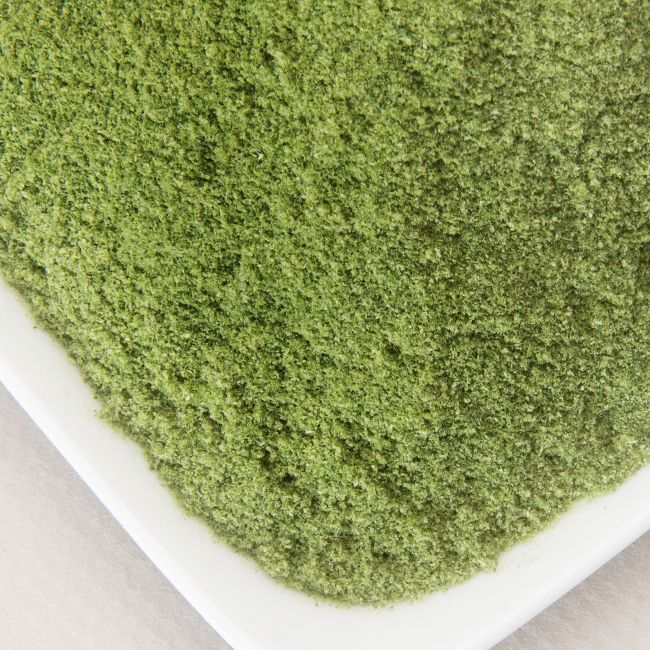 Freeze Dried Organic Kale Powder