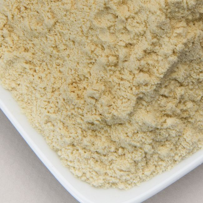 Freeze Dried Organic Lemon Powder