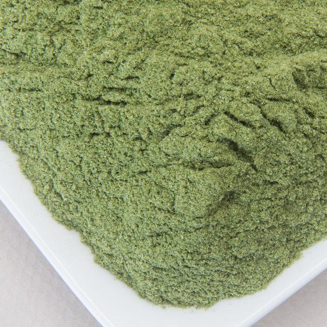 Air Dried Organic Spinach Powder