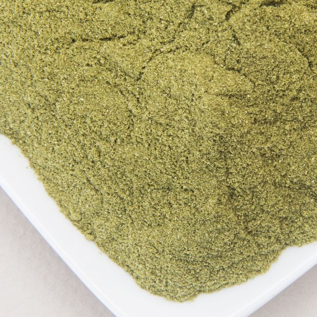 Air Dried Organic Kale Powder