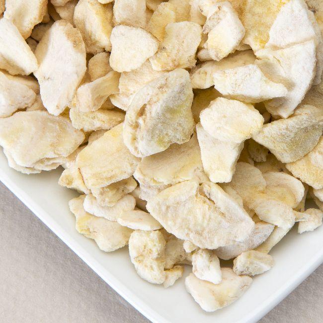 Freeze Dried Banana Bits & Powder