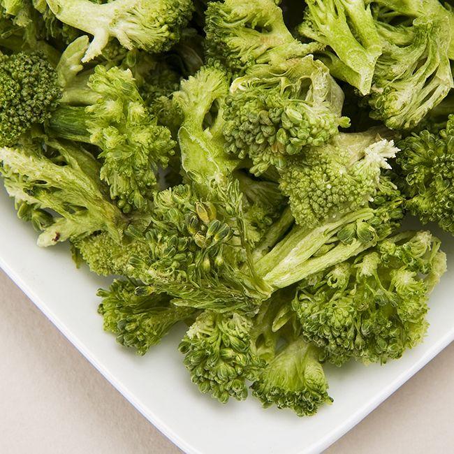Freeze Dried Broccoli Florets