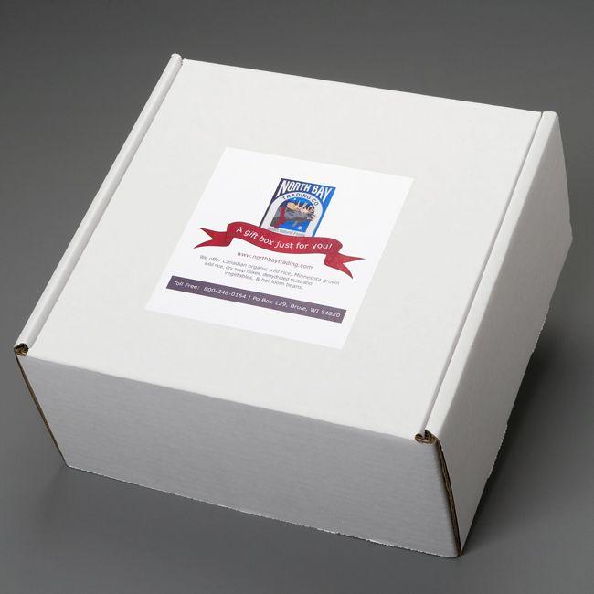 Closed Gift Box