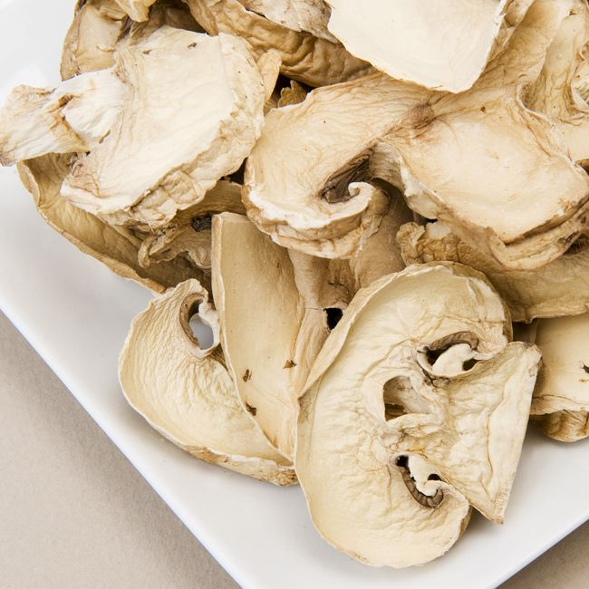 Air Dried Sliced Champignon Mushroom