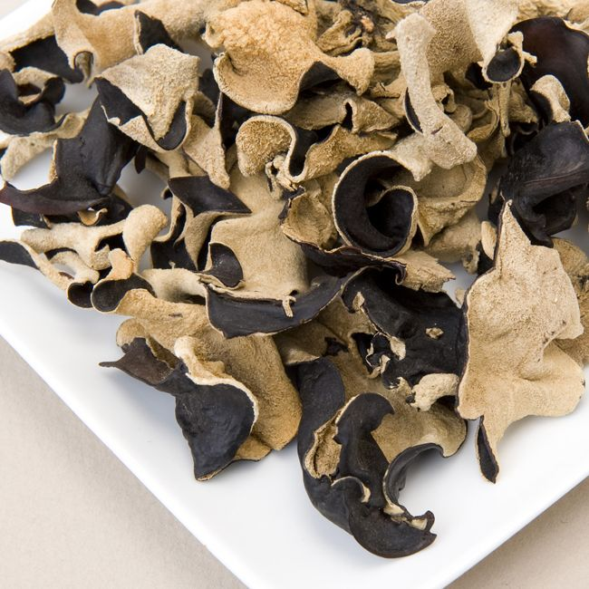 Air Dried Wood Ear Mushrooms