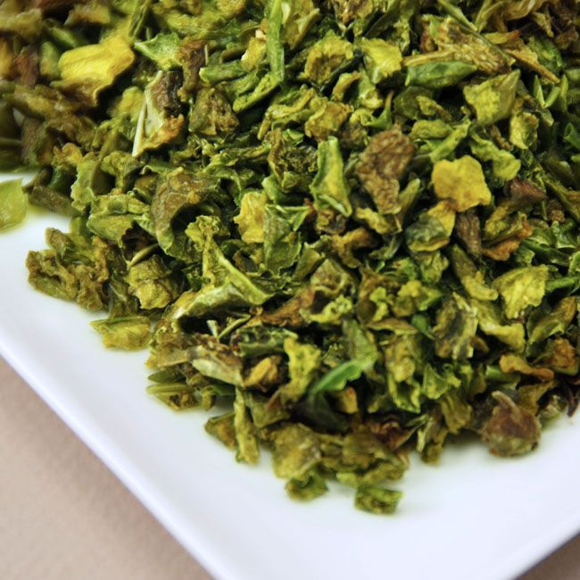 Air Dried Green Bell Peppers