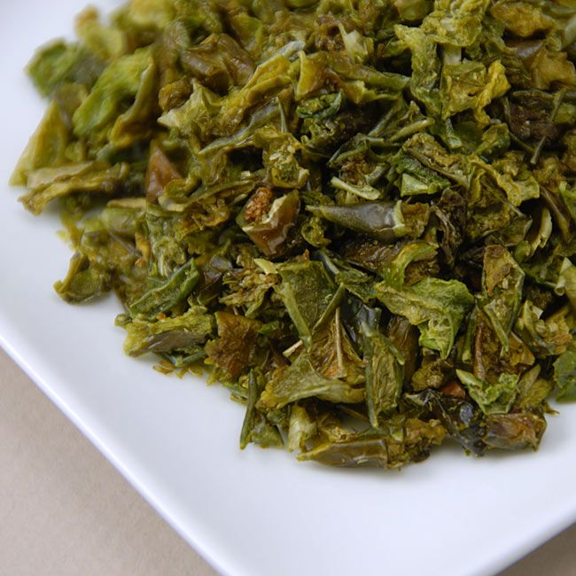 Air Dried Green Chili Peppers