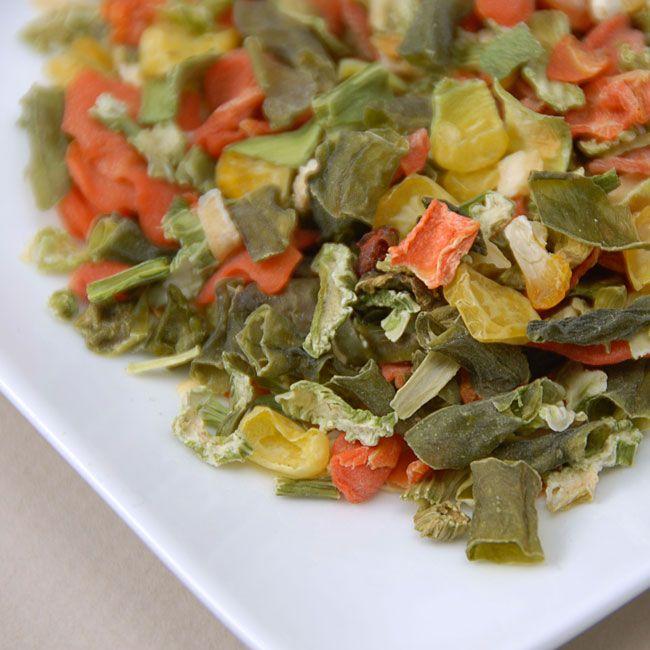 Air Dried Mixed Veggies