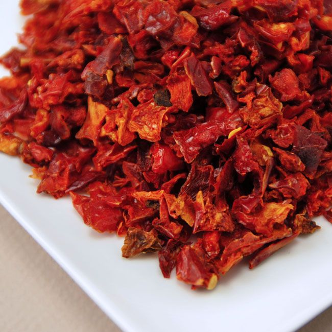 Air Dried Red Bell Peppers
