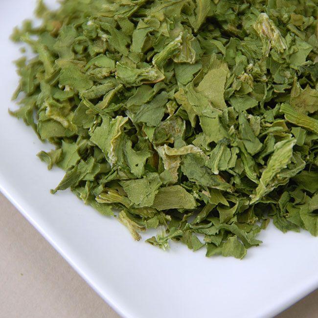 Air Dried Spinach