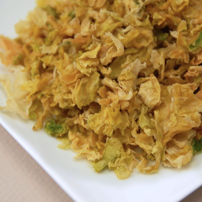 Air Dried White Cabbage