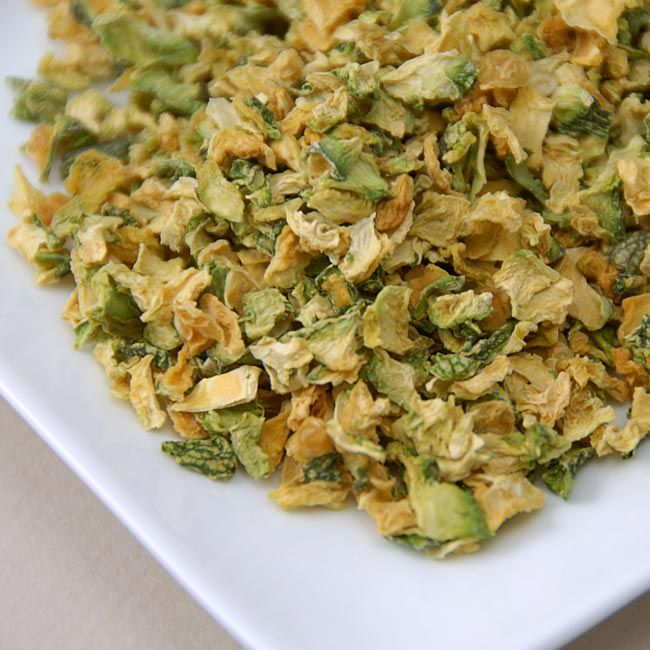 Air Dried Zucchini