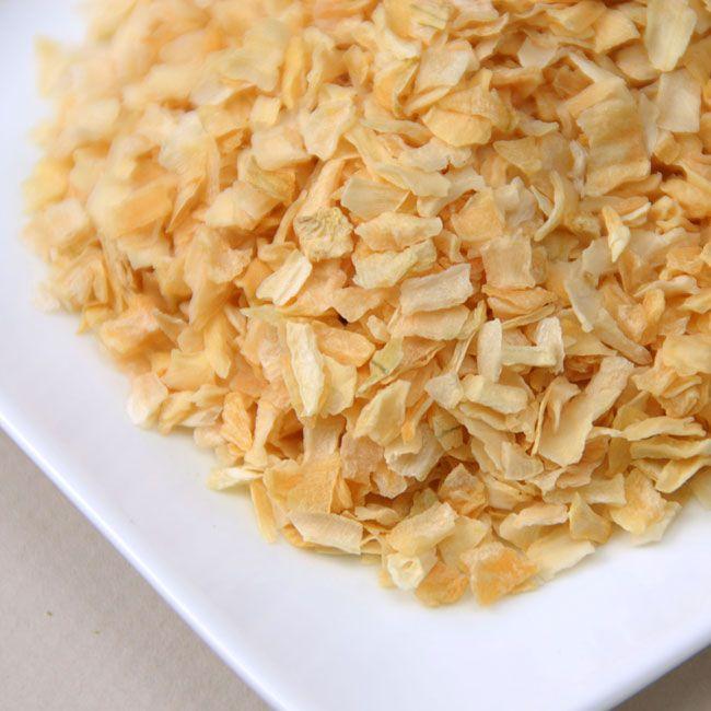 Air Dried Organic White Onion
