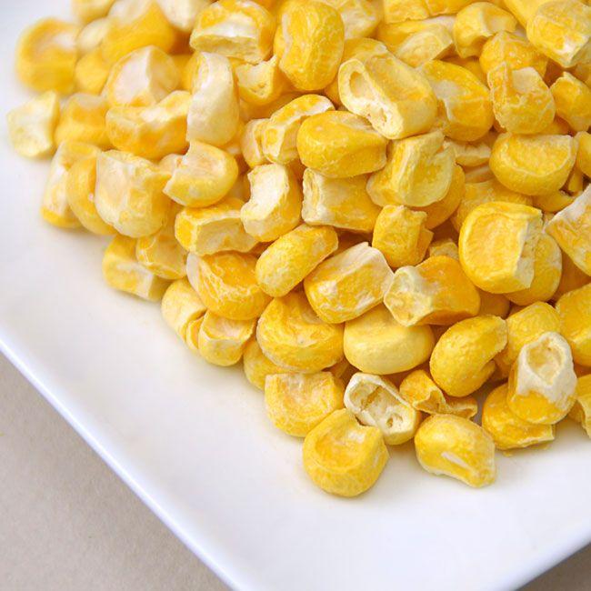 Freeze Dried Super Sweet Corn