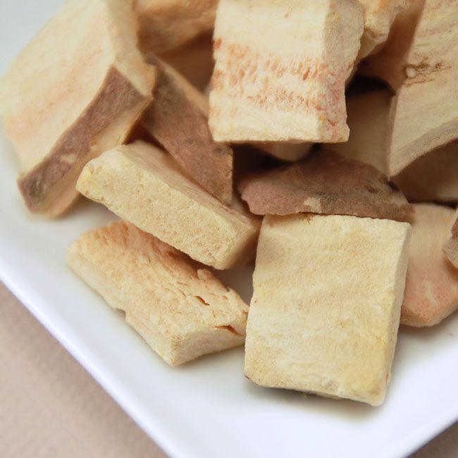 Freeze Dried Sweet Potatoes