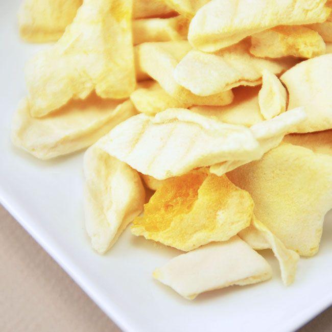 Freeze Dried Mango Strips