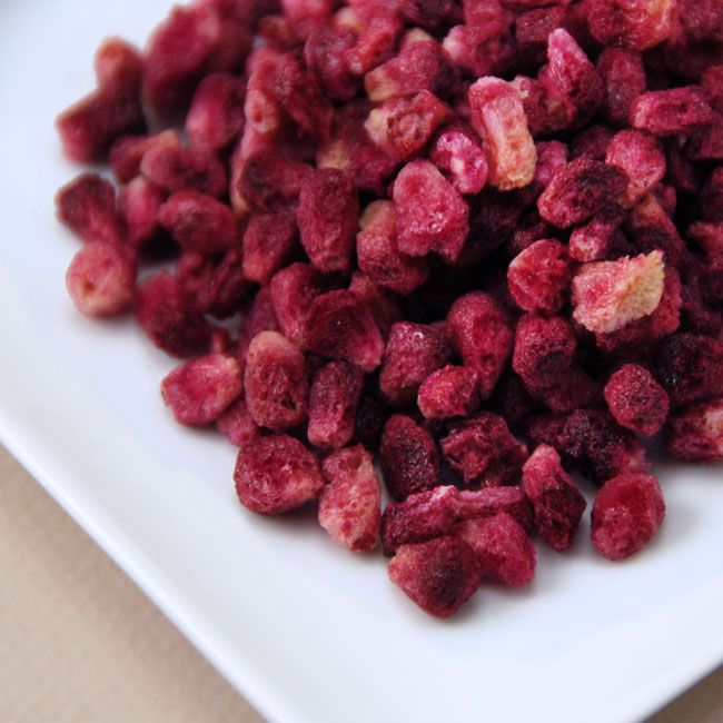 Freeze Dried Pomegranate Arils